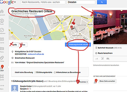 was ist google places