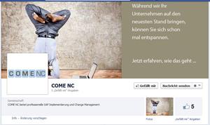 facebook Fanpage Referenz