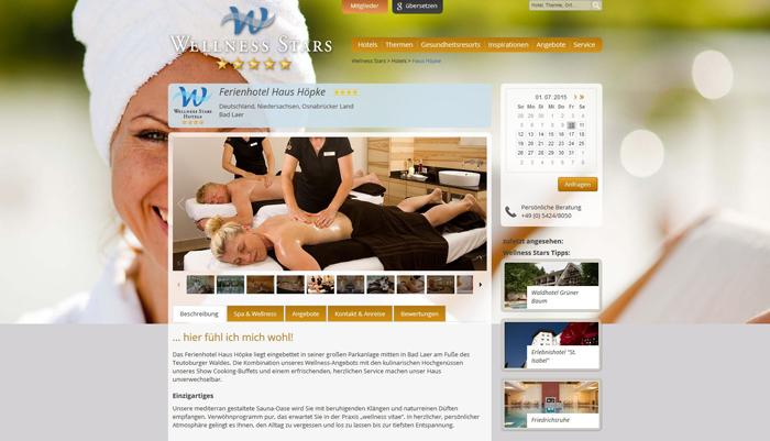 Optimierung der Website Bild 1 von 700