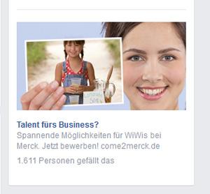 Werbung auf Facebook schalten