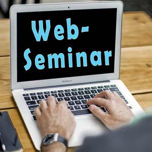 Web Seminar online