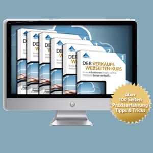 verkaufswebsitekurs bestseller startseite