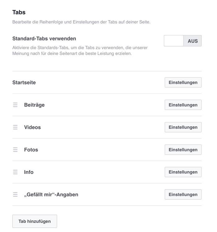 Facebook Page erstellen 15