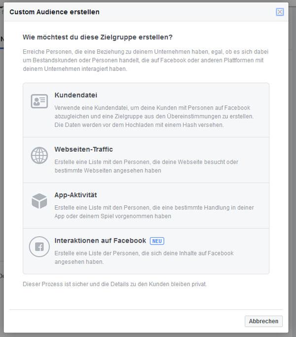 Wie funktioniert Werbung auf Facebook 3