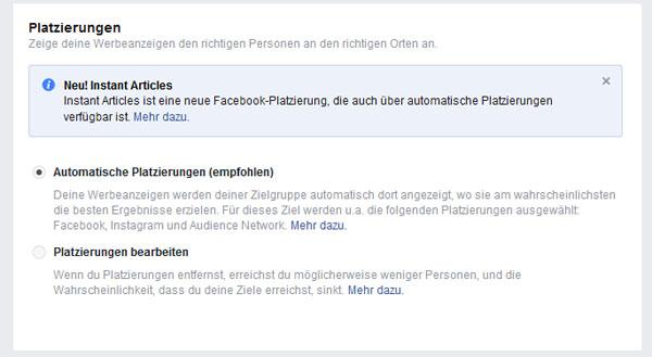 Wie funktioniert Werbung auf Facebook 4
