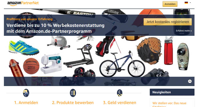 Wie funktioniert Affiliate Marketing 2