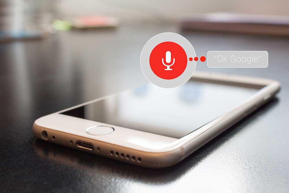 Google Suchmaschinenoptimierung im Jahre 2018 Voice Search