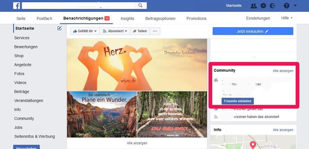 Fans auf Facebook gewinnen 2