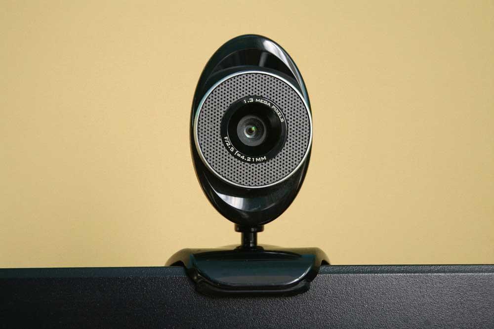 webcam nutzung im webinar und metting