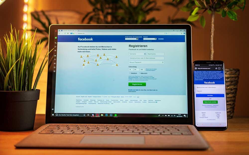 Wie Facebook Seite bekannt machen