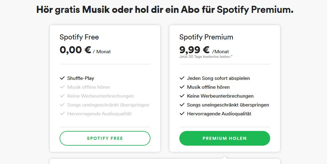 Onlinemarketing spotify und netflix 1